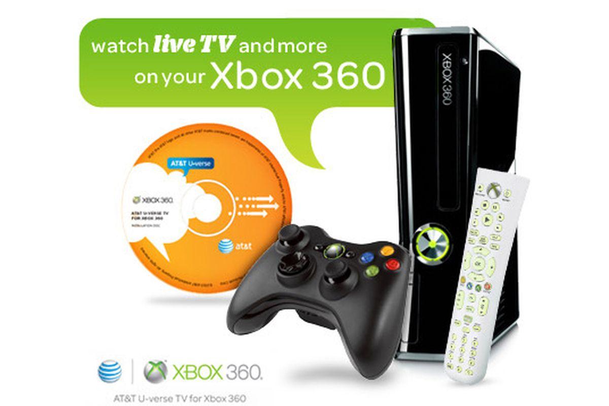 u-verse Xbox 360