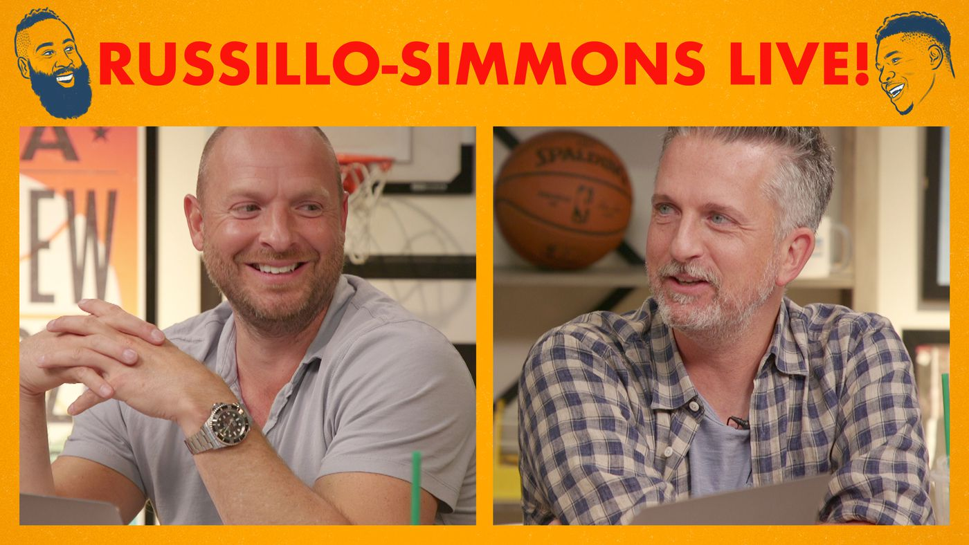 Ryen Russillo and Bill Simmons (Kind of) Preview the 2019-20 NBA Season