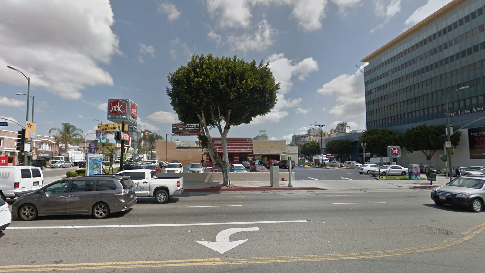 Police kill man in stabbing rampage on sunset boulevard in hollywood los angeles times - Attacker Stabs Three In Terrifying Hollywood Restaurant Rampage Eater La