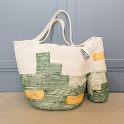 Doug Johnston grocery bag, $700