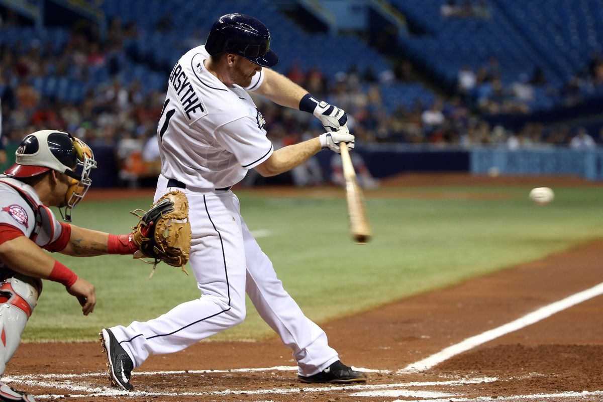 Logan Forsythe has emerged as a threat this year in the middle infield. Is it for real?
