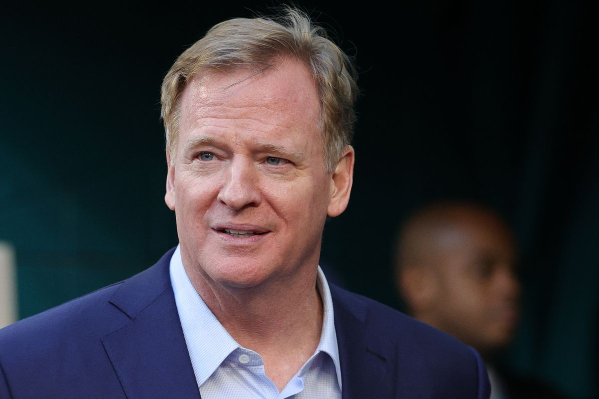 NFL commissioner Roger Goodell defended his decision to postpone the Ravensgame six days because of a coronavirus outbreak — and not do the same for the Broncos when a position group was wiped out.