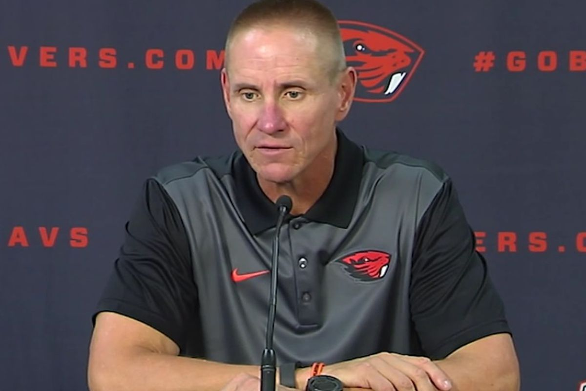 Gary Andersen met the press for his weekly conference today.