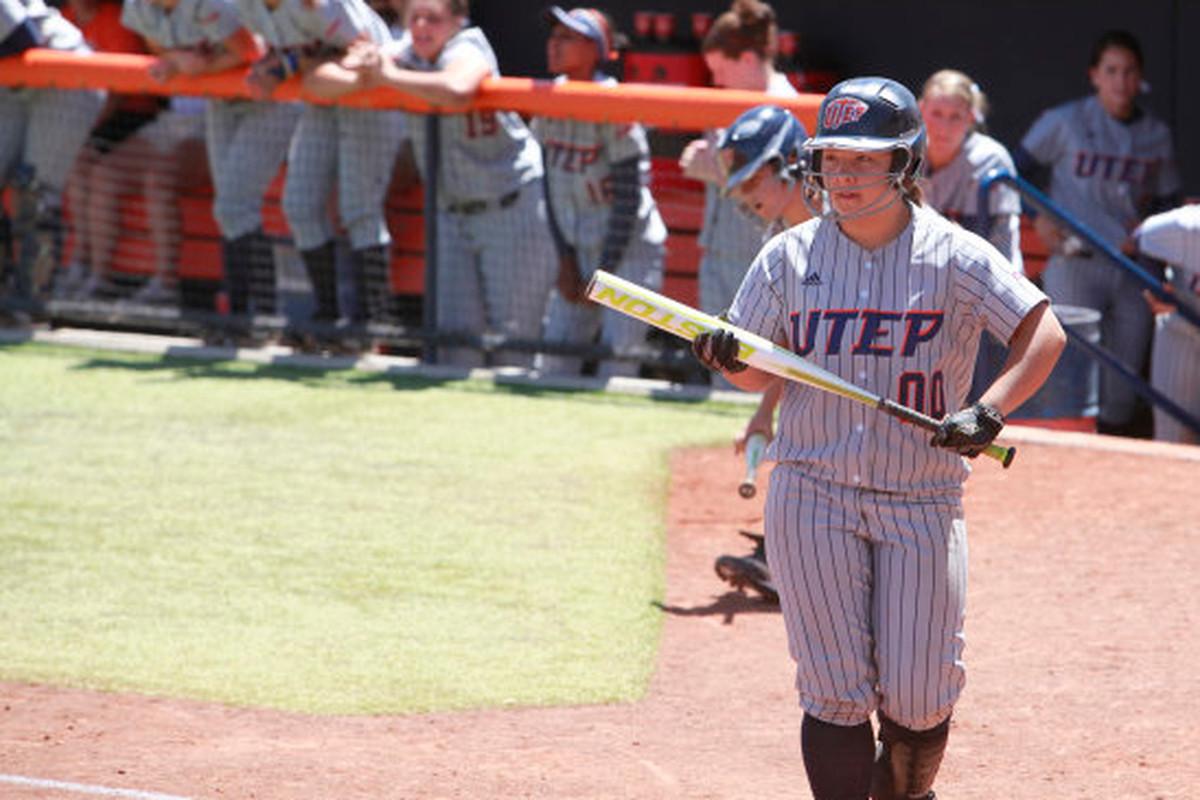 UTEP Softball - Photo Courtesy of UTEP Athletics