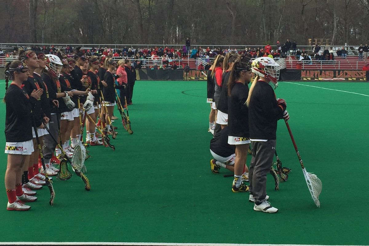 Maryland women's lacrosse will start Big Ten Tournament play in the semifinals against Rutgers