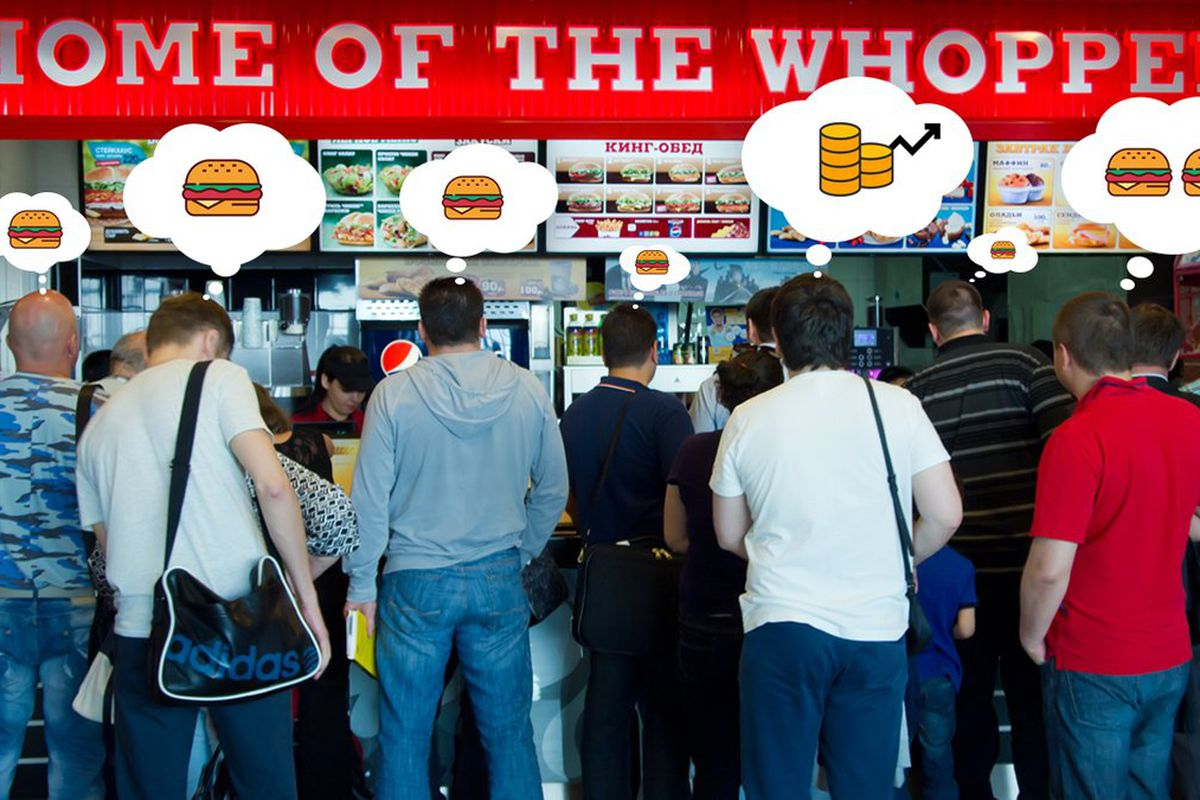 Food chain Burger King launches own Whoppercoin crypto-currency in Russian Federation