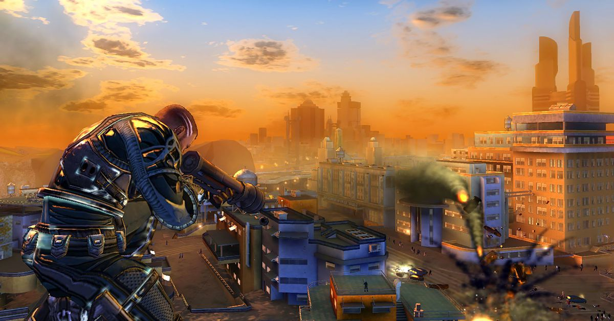 Crackdown is free right now on Xbox One