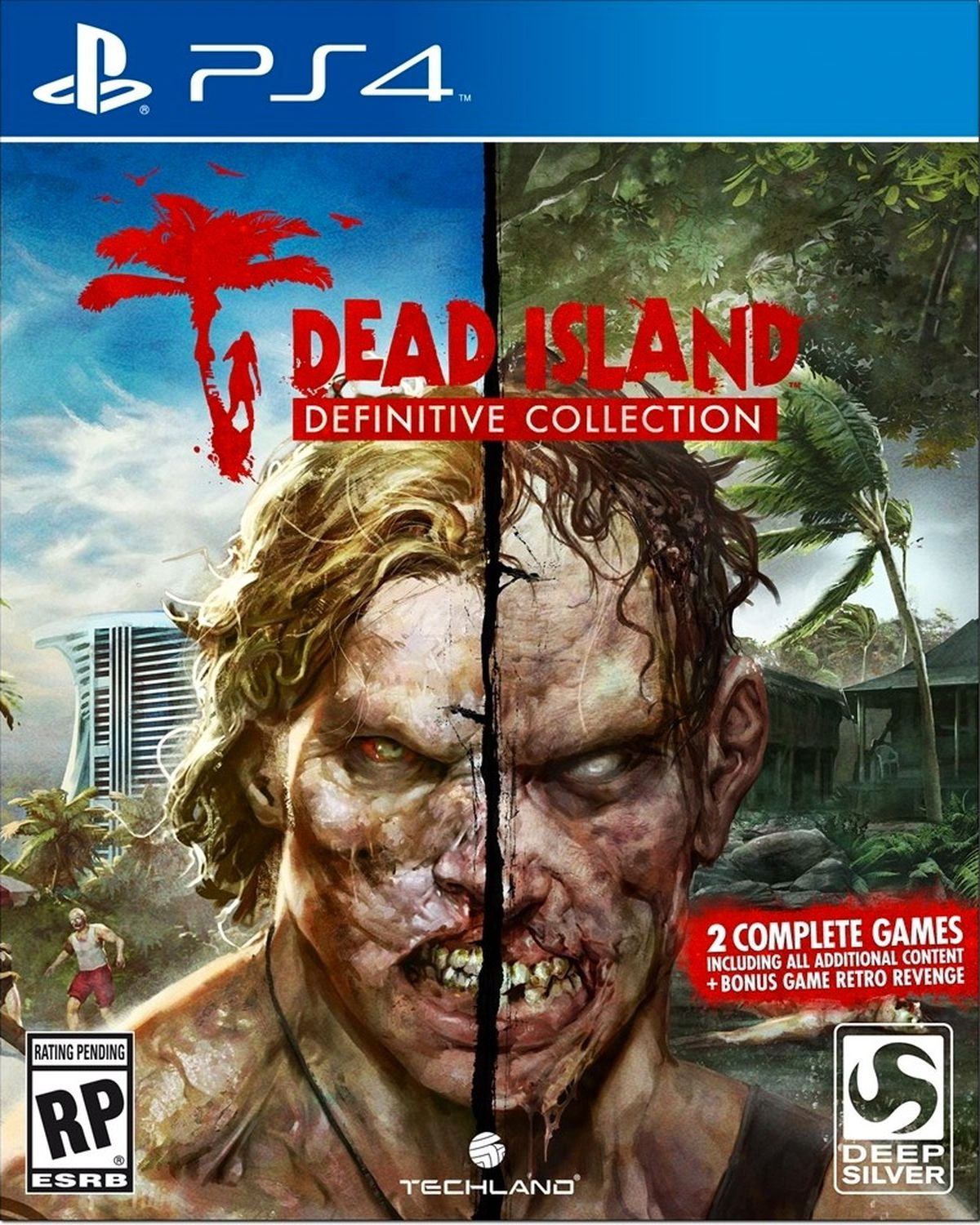 Dead Island Remastered Ps