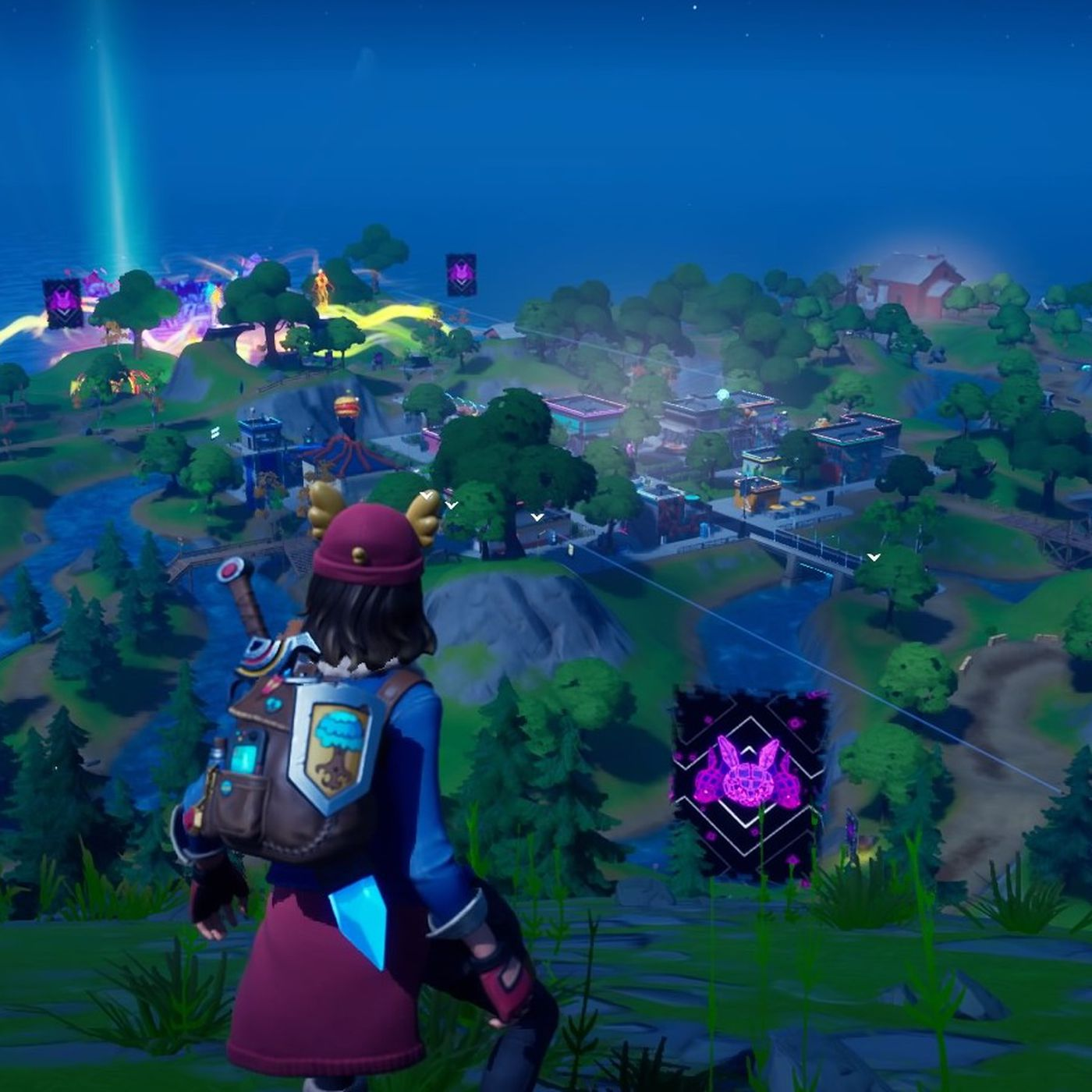 Fortnite S New Experimental Mode Is About Partying Not Fighting