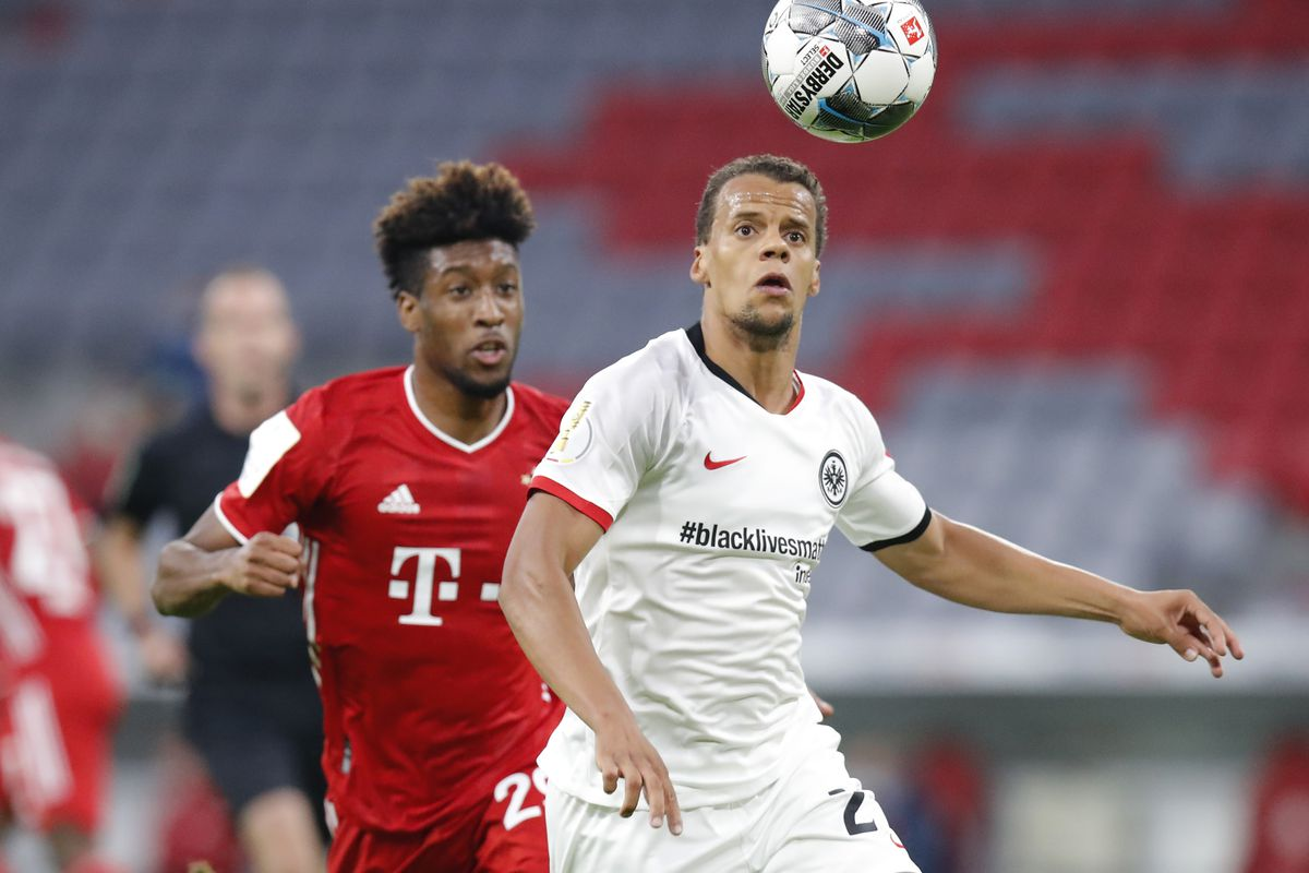 FC Bayern Muenchen v Eintracht Frankfurt - DFB Cup