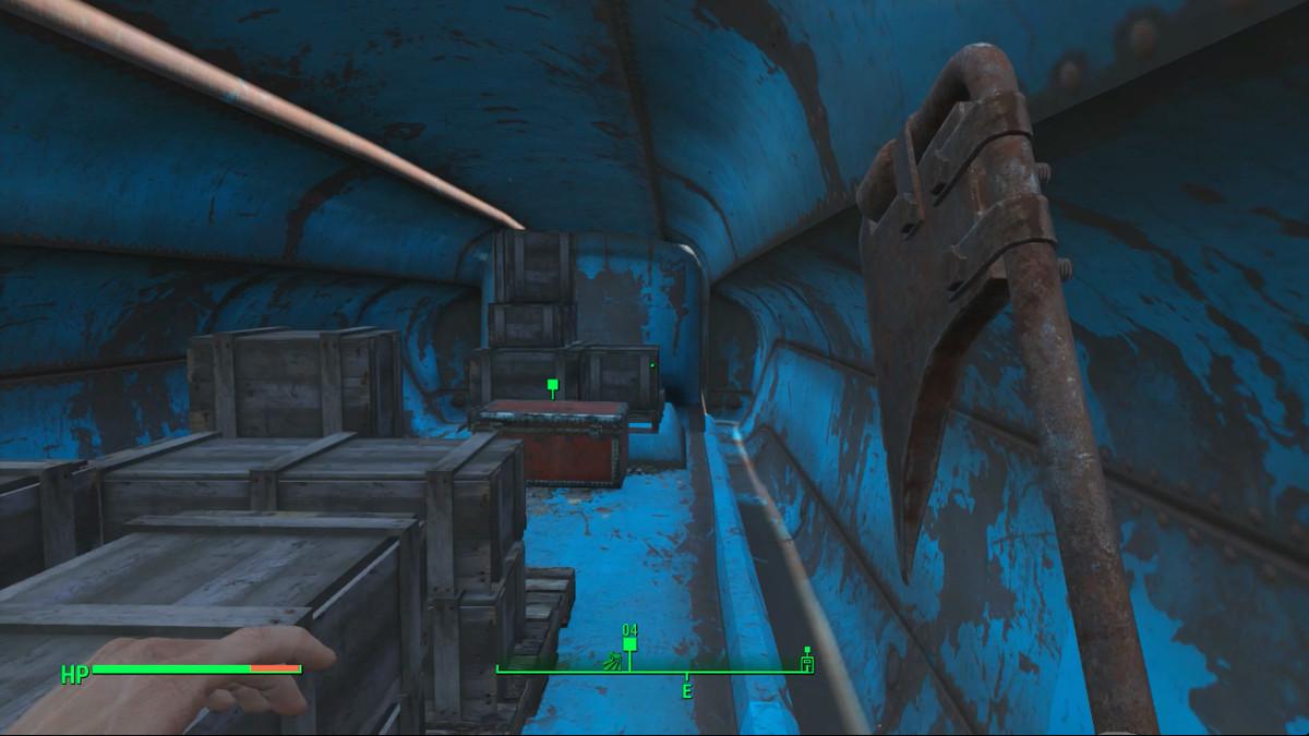 Fallout 4: Quartermastery walkthrough - Polygon