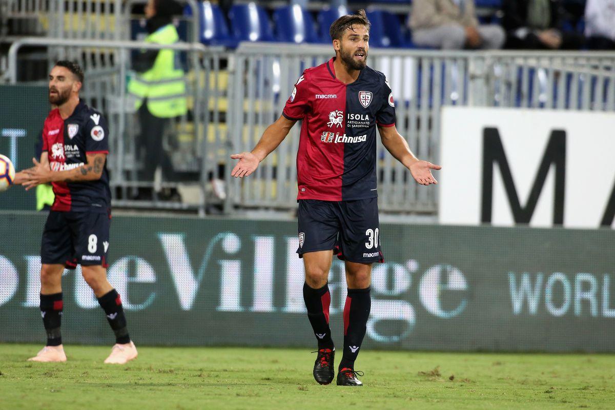 Cagliari v UC Sampdoria - Serie A