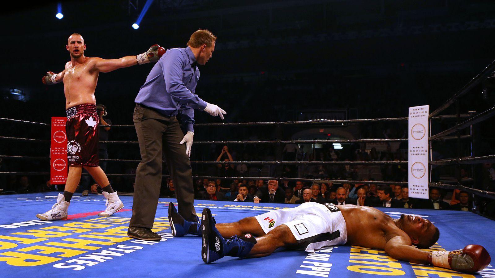 Bo boxer wladimir klitschko wikipedia the - Video 51 Year Old Razor Ruddock Suffers Brutal Ko Loss In Comeback Fight Bloody Elbow