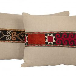 Vintage Gypsy Tent Pillows