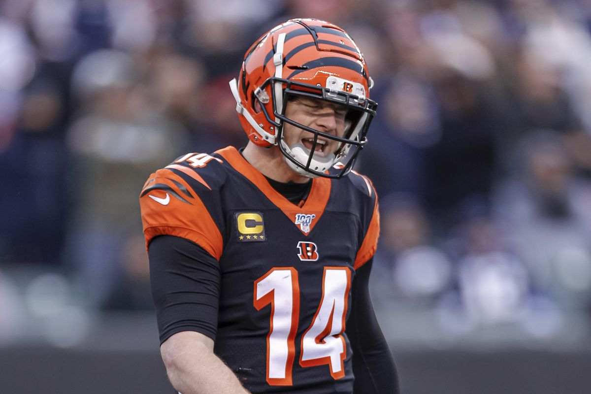 2020 Nfl Draft Order Bengals All But Clinch Top Spot After