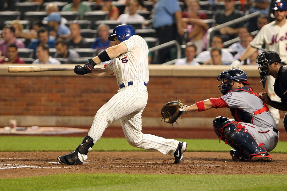 David Wright hit his fifteenth home run of the season. Some other stuff happened, too, mostly bad.
