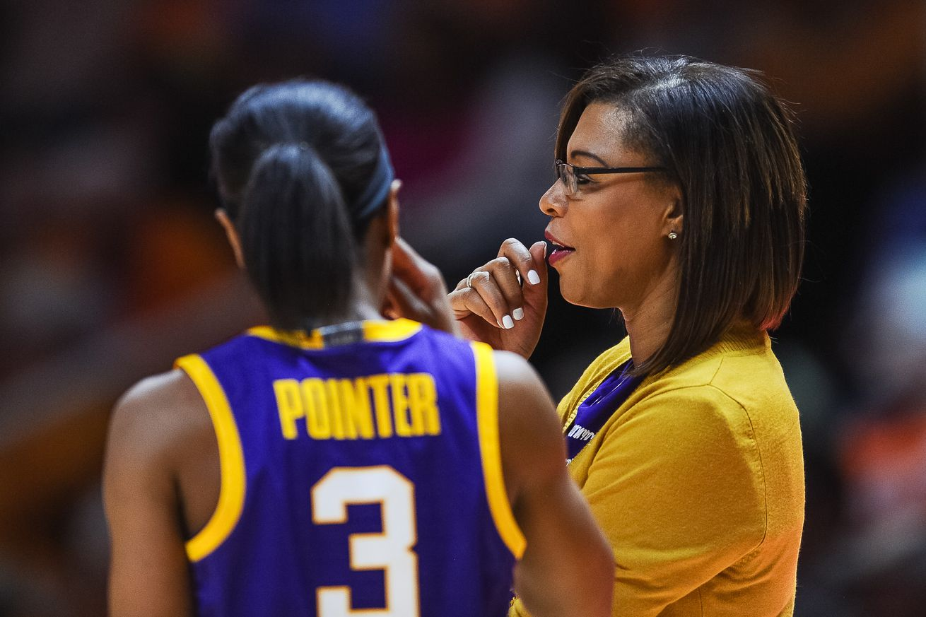 COLLEGE BASKETBALL: JAN 26 Women's LSU at Tennessee