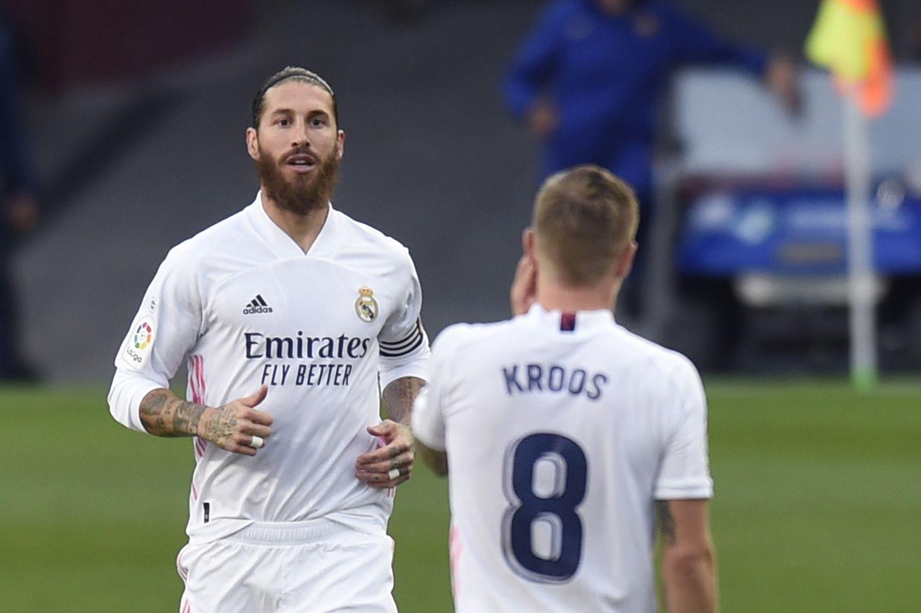 Kroos: ?Sergio Ramos is the best captain I?ve had in my career?