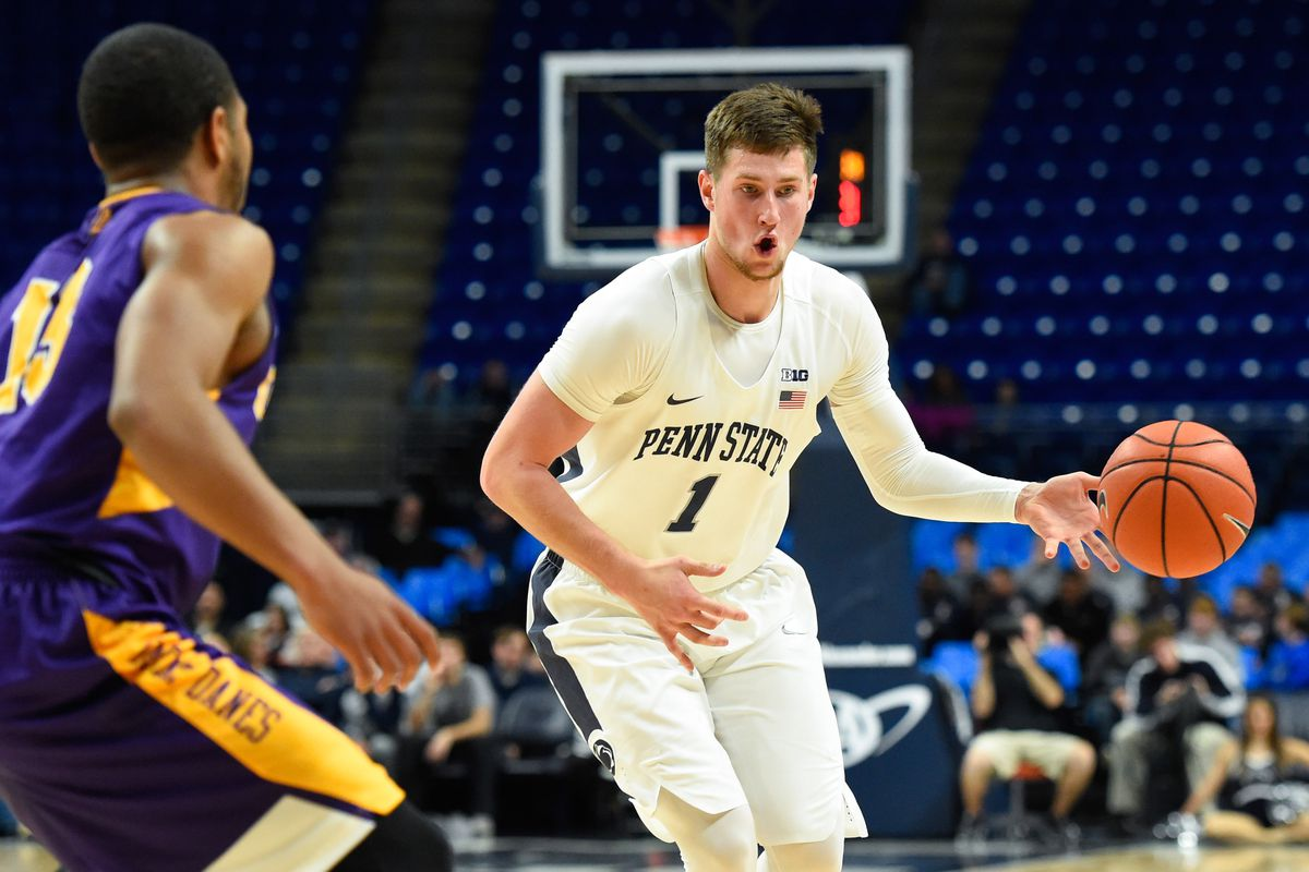 NCAA Basketball: Albany at Penn State
