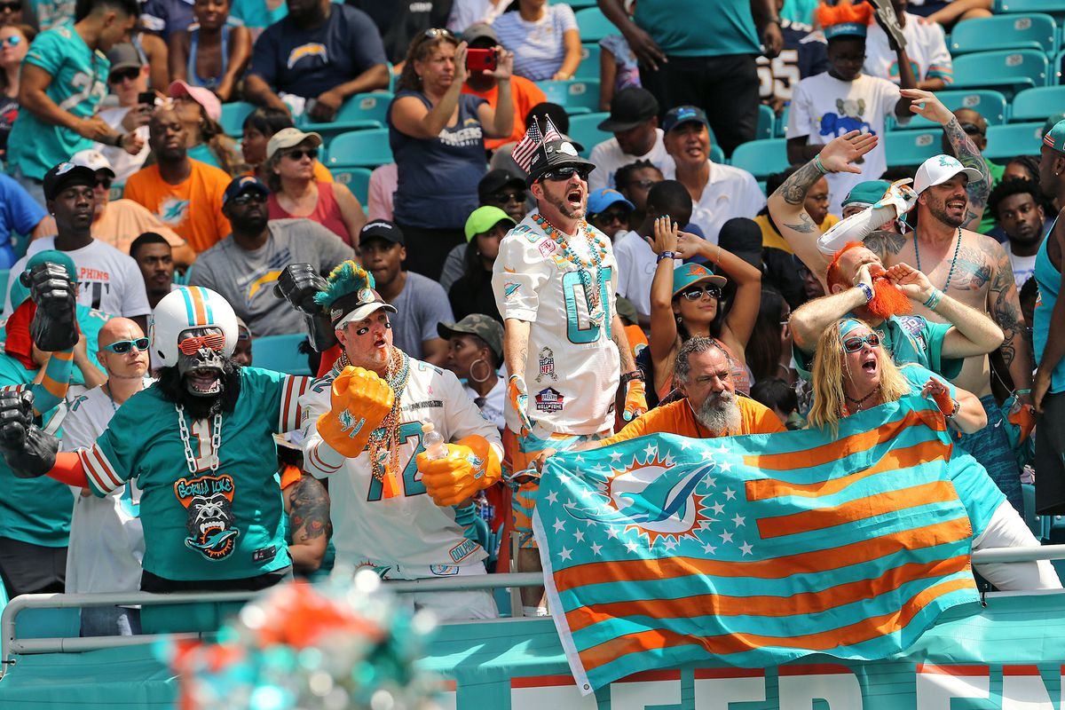 Dave Barry: Dolphins can't win for losing in Sunday's matchup with the Redskins