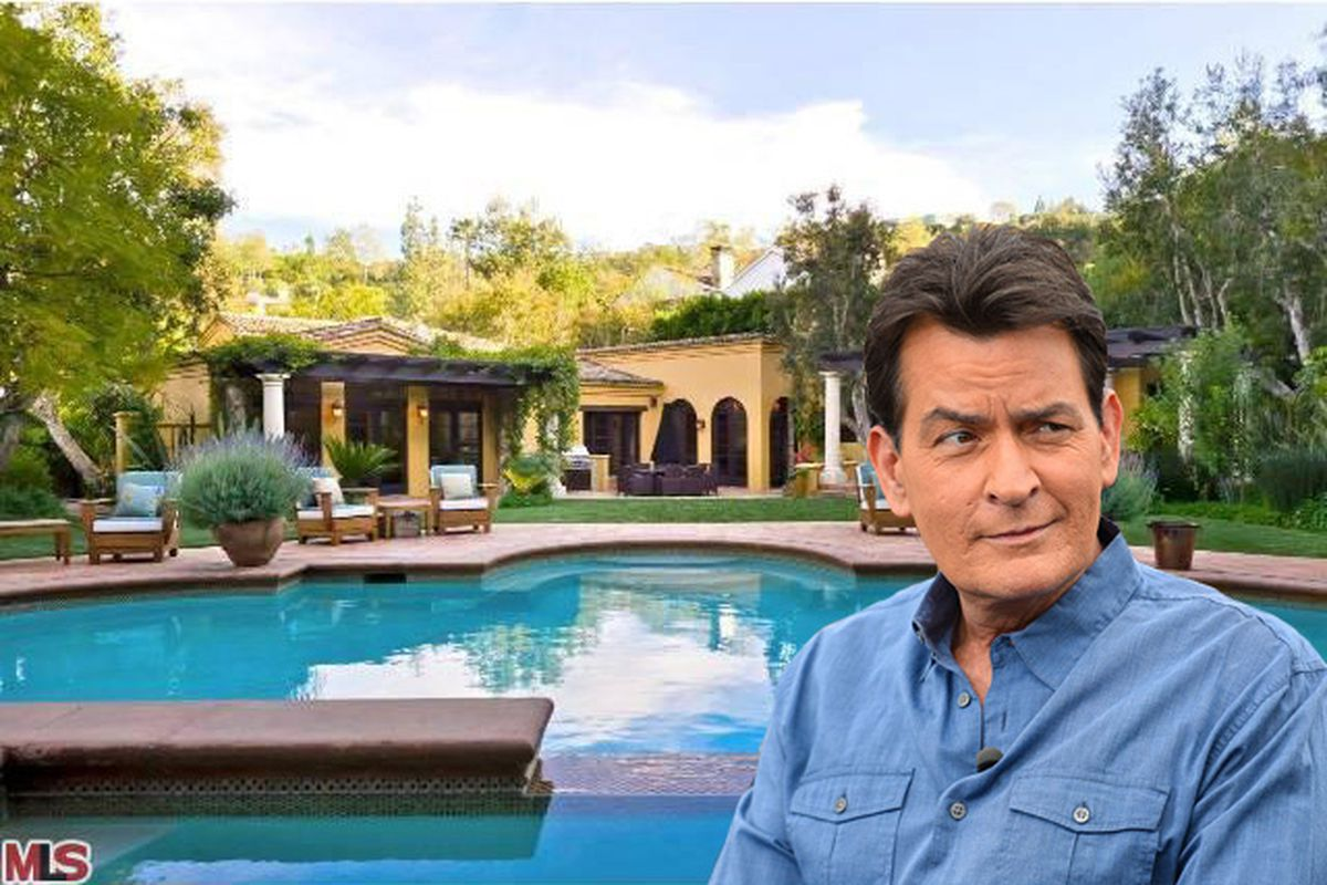 Charlie Sheen Ing Two Of His