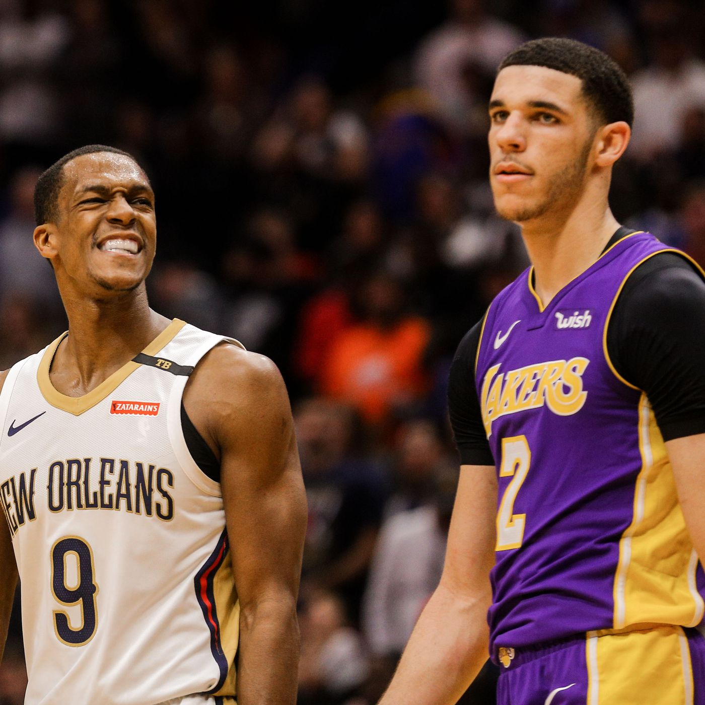 New Orleans Pelicans options after Rajon Rondo agrees to one-year ... 9667e5ed2