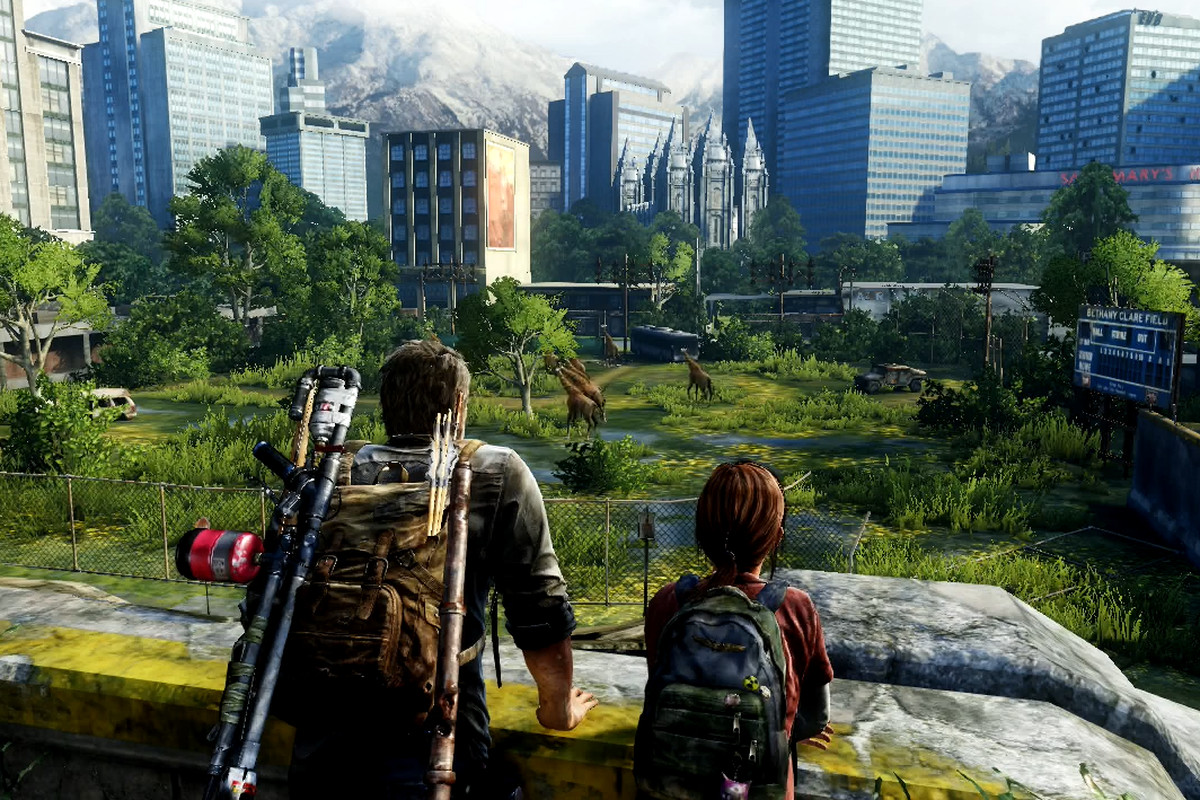 Playstation 4 The Last Of Us