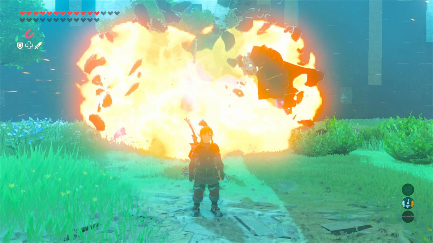 Zelda Breath of the Wild guide: How to beat Trial of the Sword's