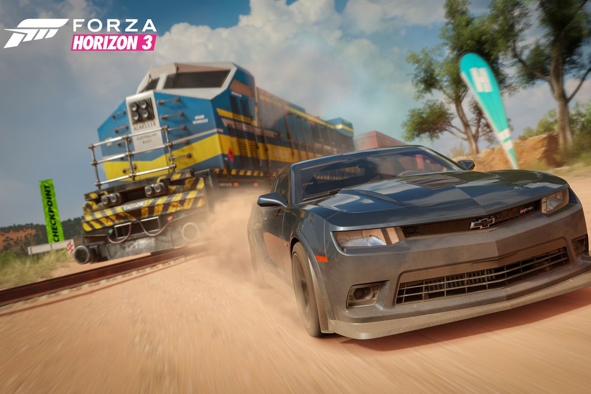 Forza horizon 3 review the unofficial fast and furious for Plante 7alfa