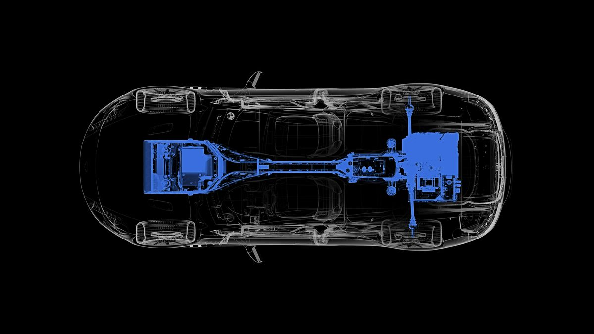Aston Martin Teases Its First Battery Electric Sports Car The Electrical Wiring Diagram And If Youre Using A 100kw Or Higher Fast Charger Rapide E Can Absorb 310 Miles Of Range Per Hour