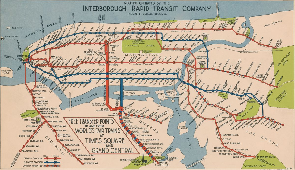 Ny Subway Map Background.Nyc Subway Map S History And Influence Examined In New Museum
