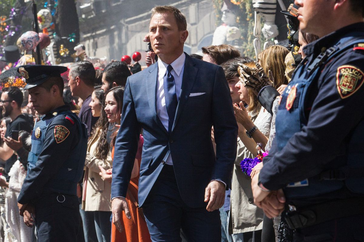 Spectre Is The Worst James Bond Movie In Years Vox