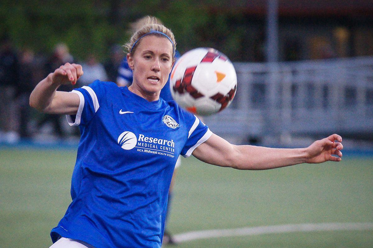 Jen Buczkowski will be key to controlling the midfield