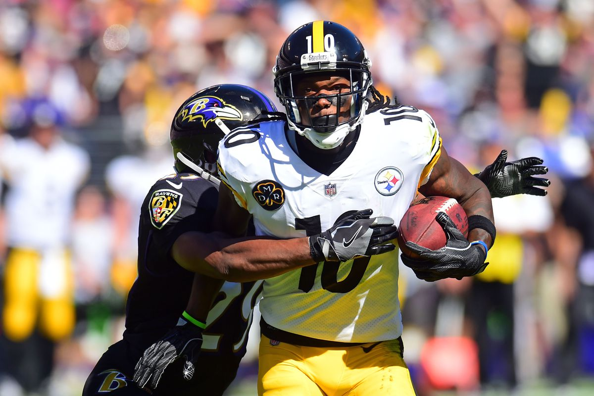 d1728de62 Steelers News  The best is yet to come for Martavis Bryant - Behind ...