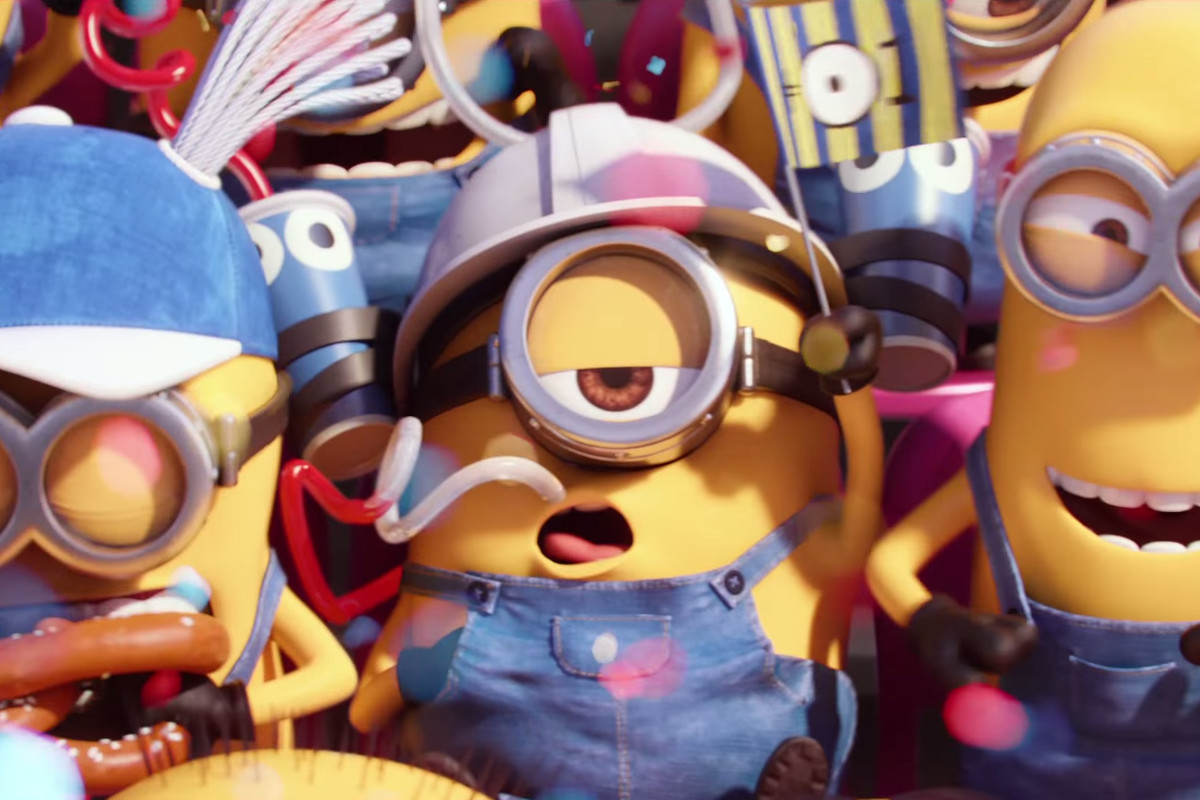 The dear, sweet Minions will be returning to theaters in 2020