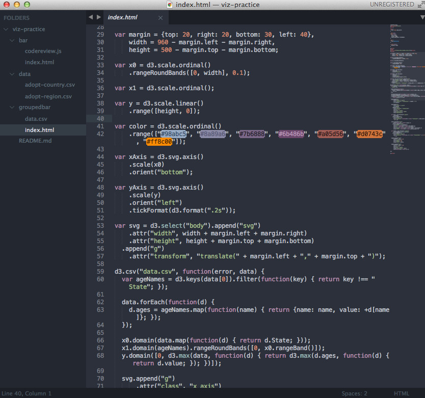 Integrate GitHub with Sublime and save some time - Vox Product Blog