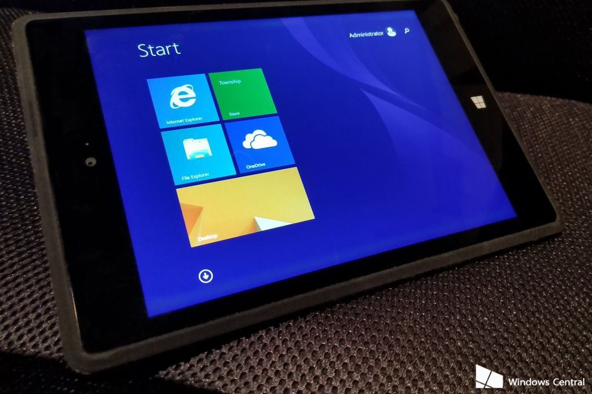 Microsoft s canceled surface mini tablet emerges in leaked for Surface mini bureau