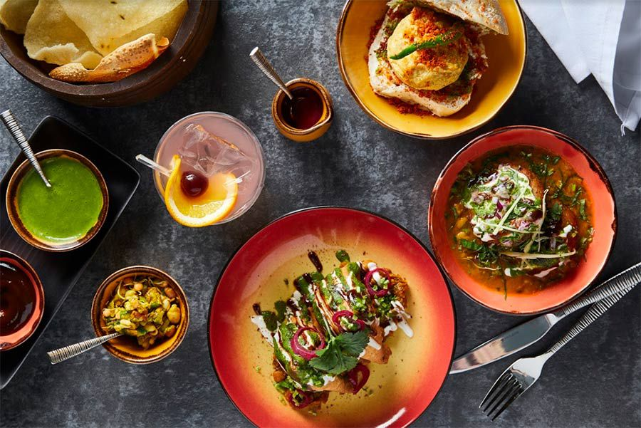 Koolcha sit-down Indian restaurant will open at street food site Boxpark Wembley