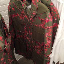 Long jacket, $125