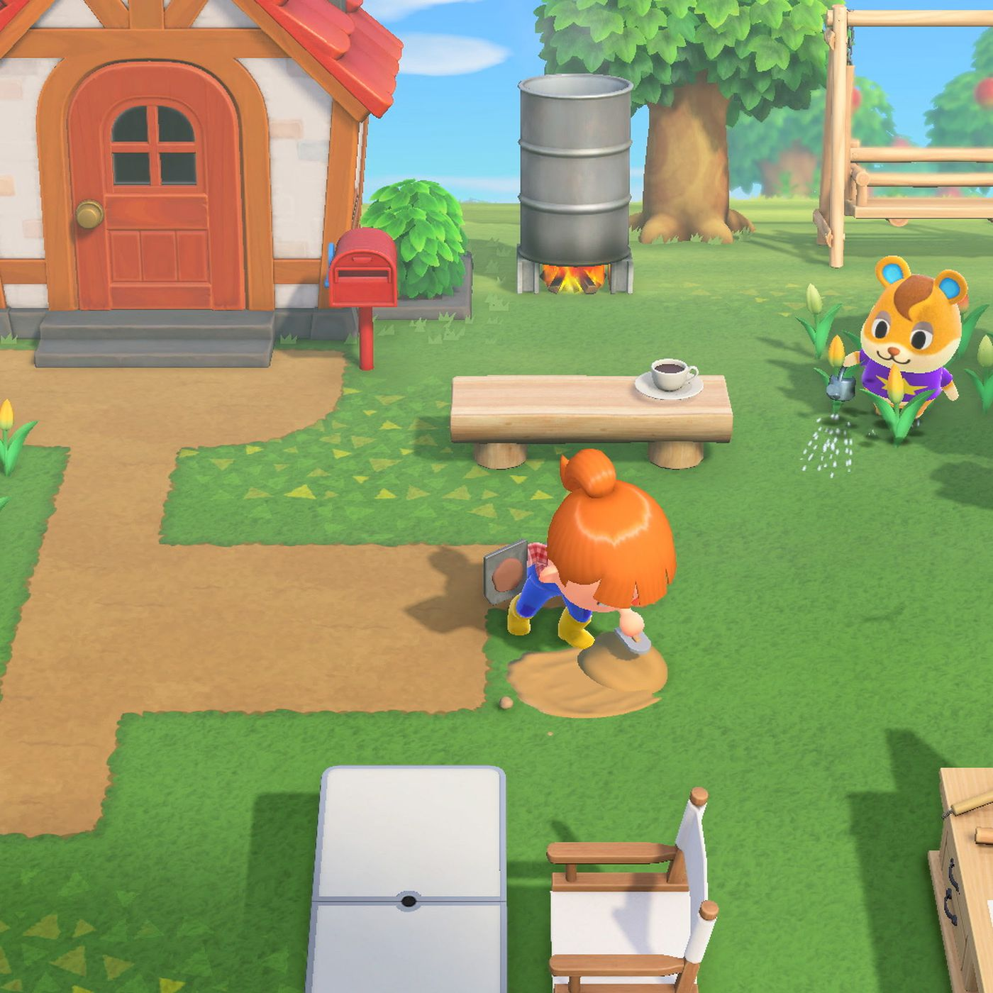 For Animal Crossing Fans No Detail Is Too Small Especially
