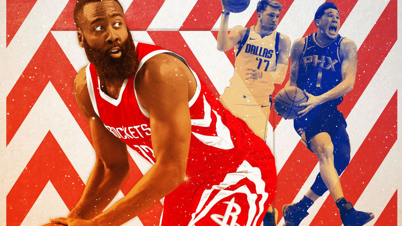 James Harden Is Pushing the Limits of Basketball - The Ringer