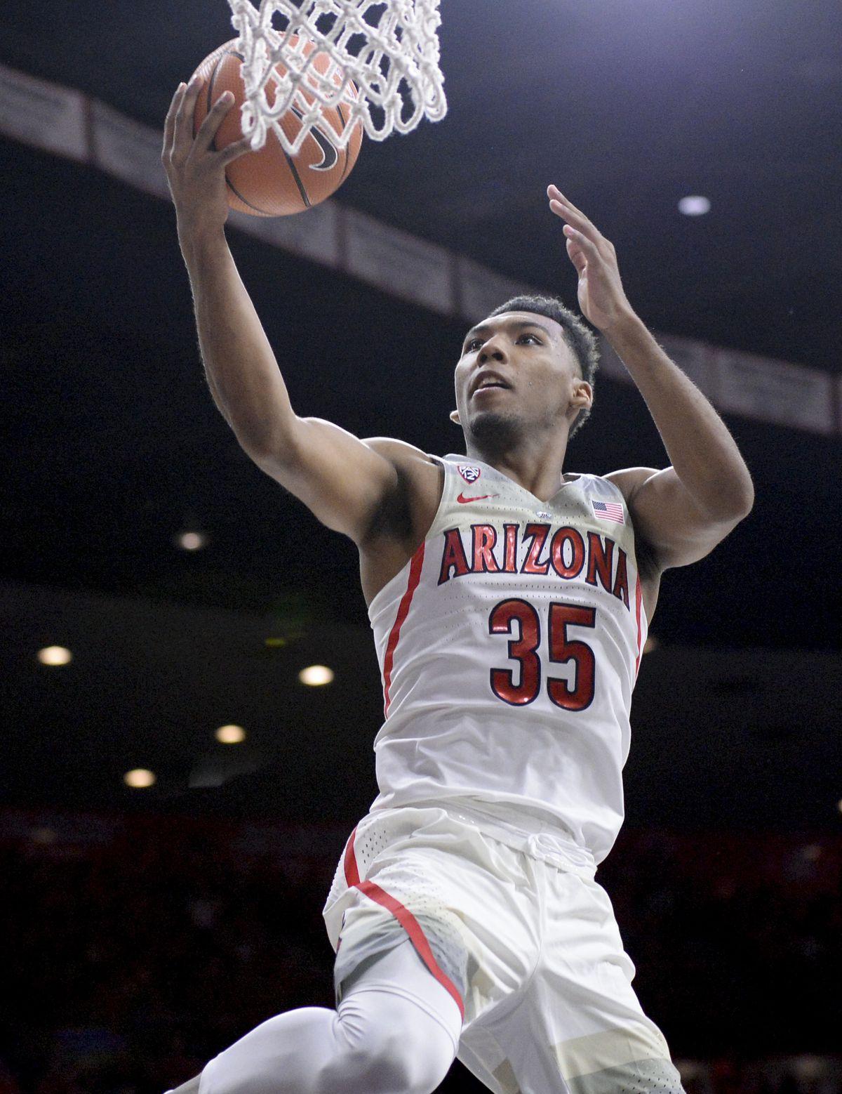 NCAA Basketball: California at Arizona