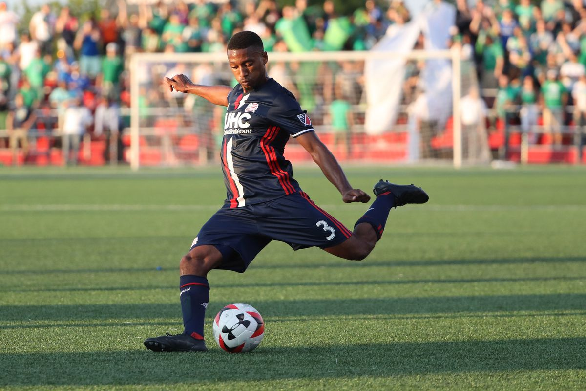 MLS: U.S. Open Cup-New England Revolution at New York Cosmos
