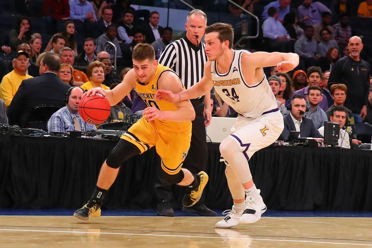 NCAA BASKETBALL: APR 02 NIT Semifinal - Lipscomb v Wichita State
