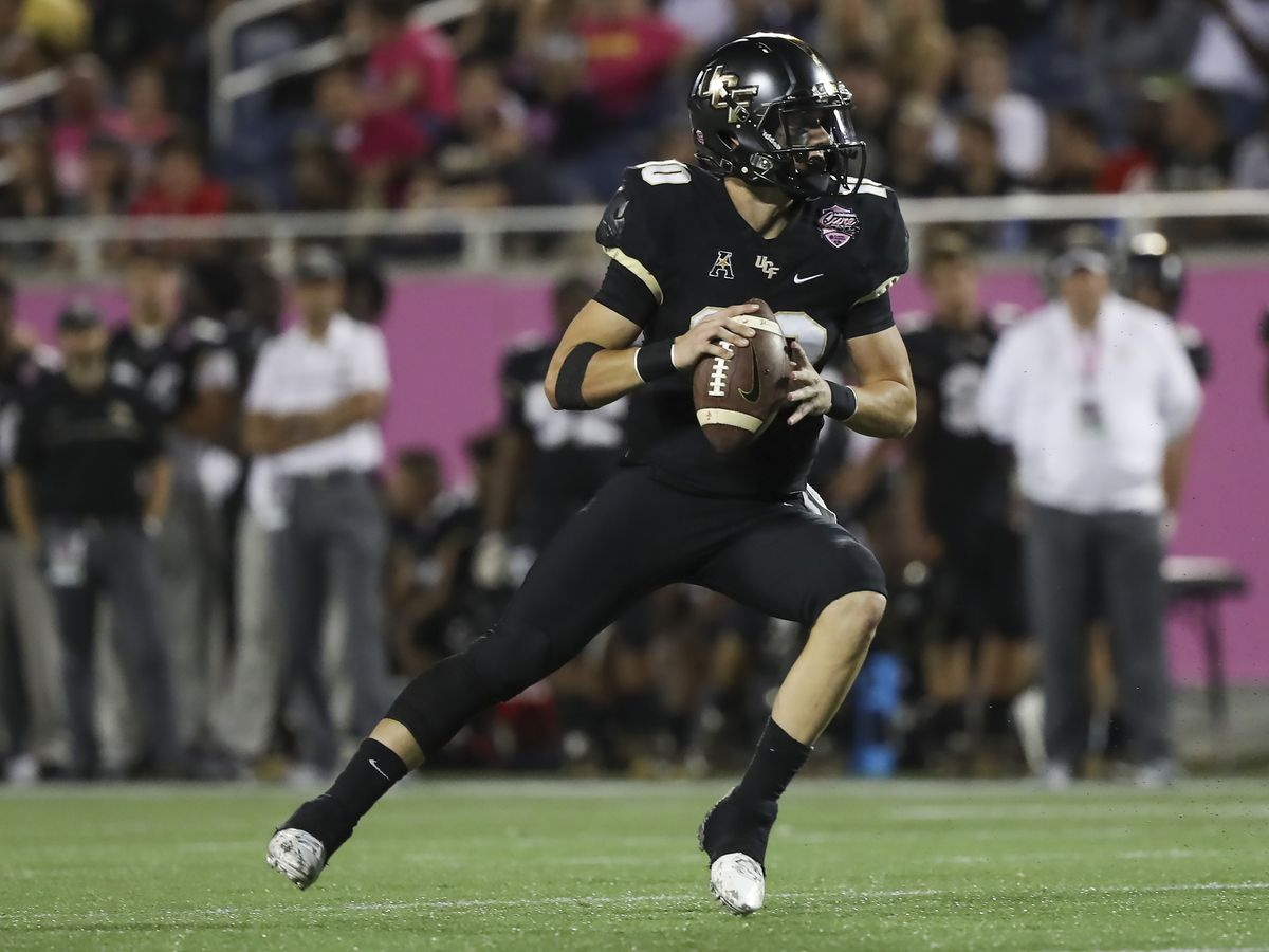 NCAA Football: Cure Bowl-Central Florida vs Arkansas State