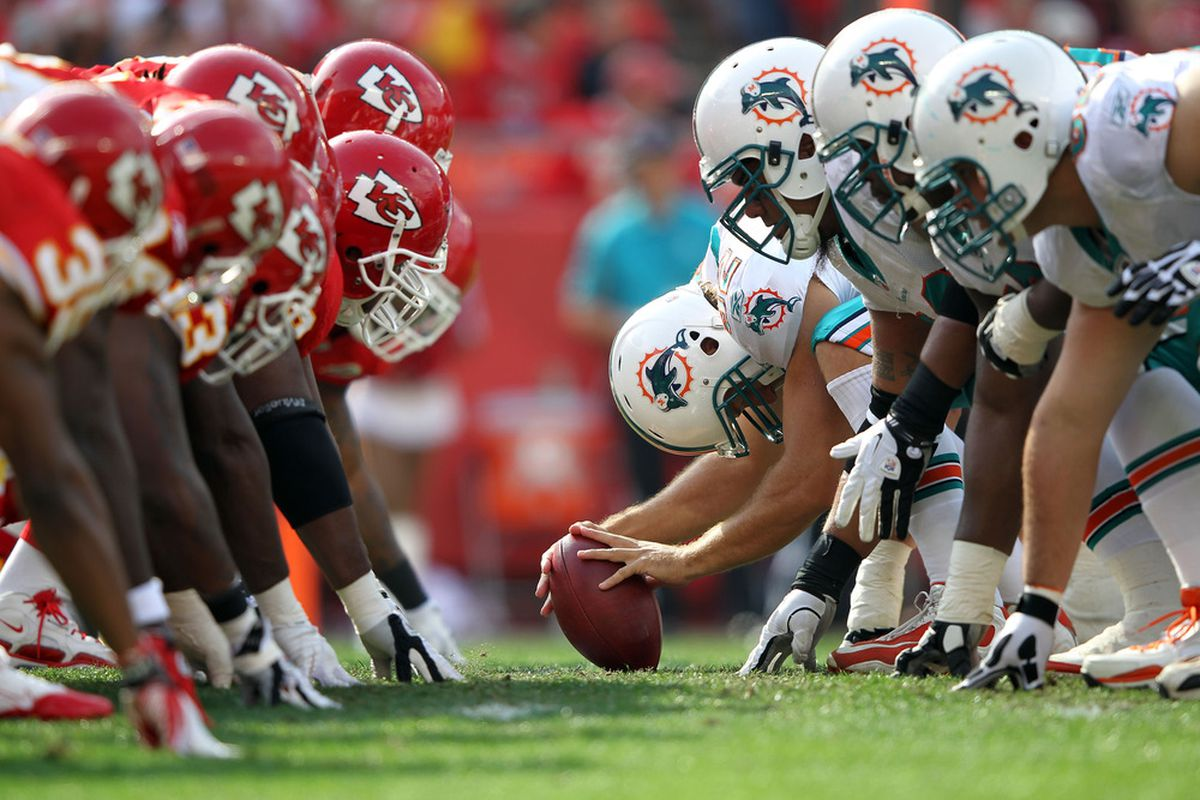 Image result for Chiefs vs Dolphins Live pic logo