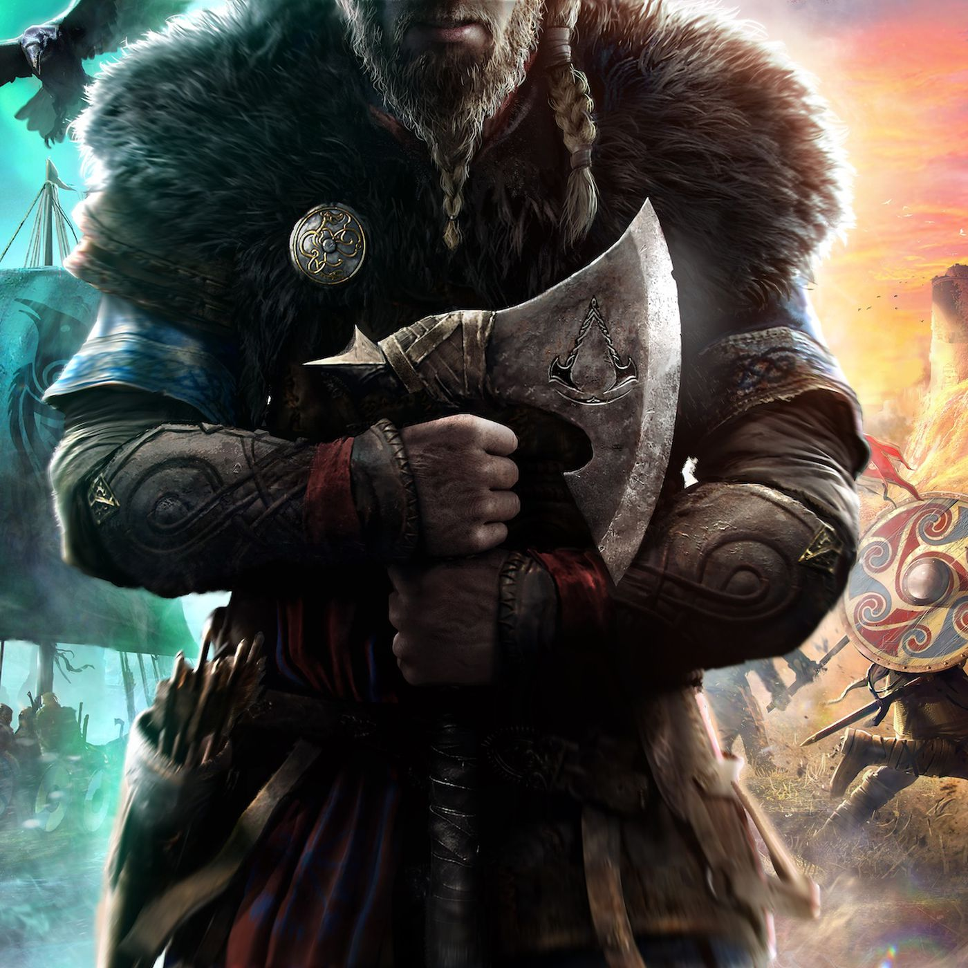 Assassin S Creed Valhalla Ubisoft Announces The Viking Sequel Polygon