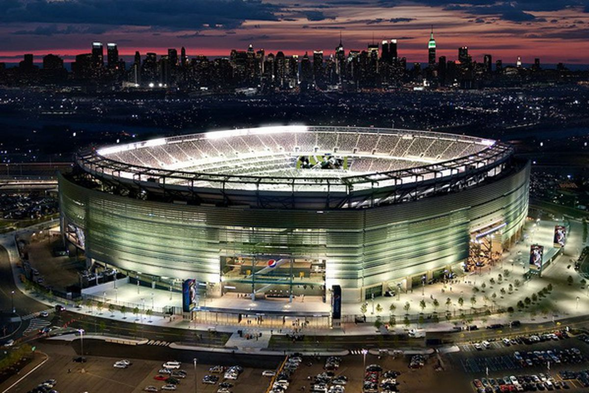 e63a784bc24 WrestleMania 29 weather forecast for East Rutherford, New Jersey on April  7: Partly cloudy with a chance of rain
