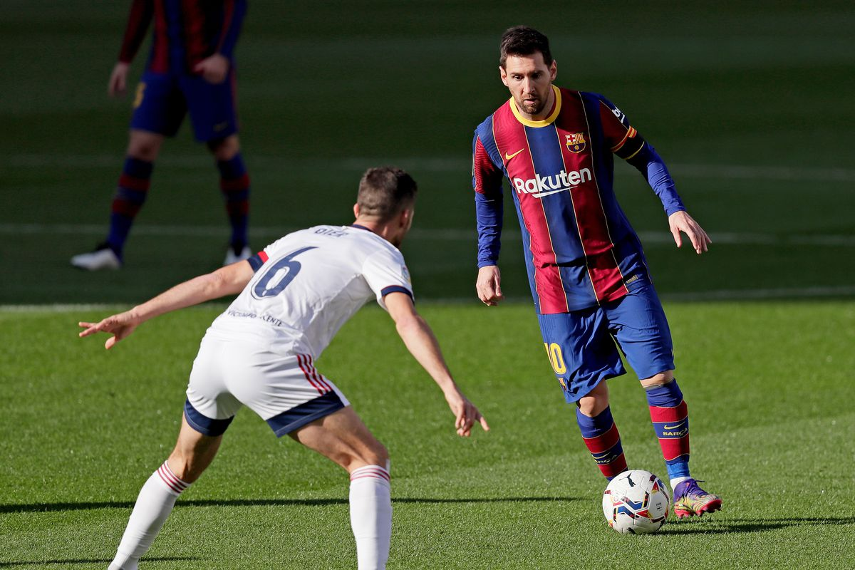 Barcelona Vs Osasuna La Liga Final Score 4 0 Dominant Barca Win Big With Complete Performance Barca Blaugranes