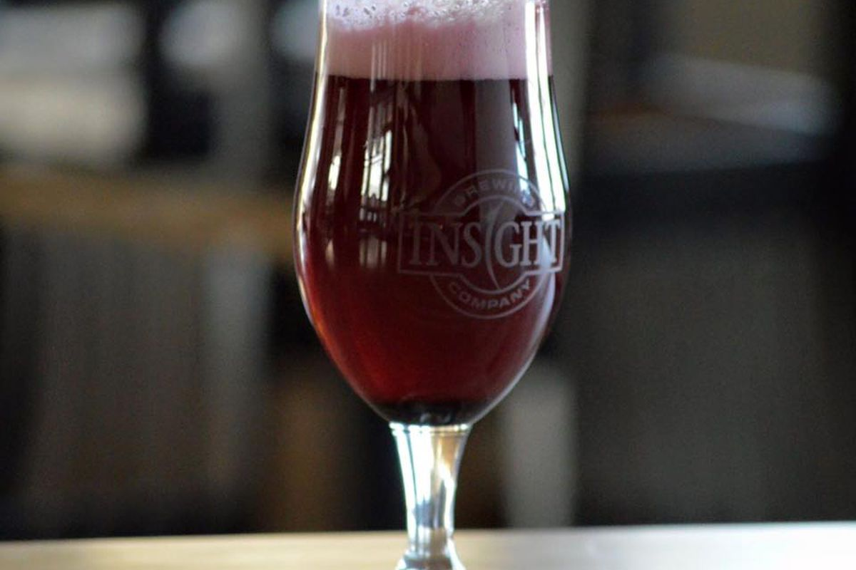 Reflecting on the first year inside Insight Brewing